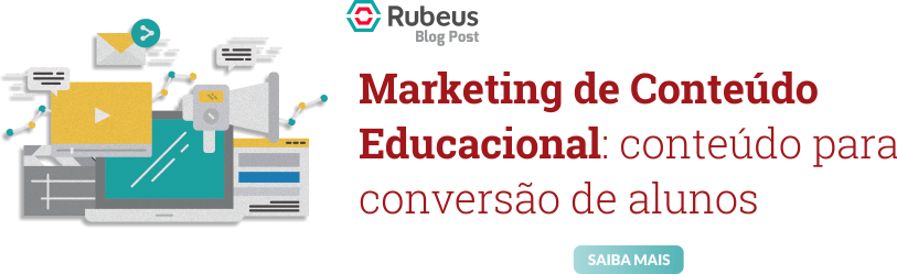 Marketing de Conteúdo Educacional - Rubeus