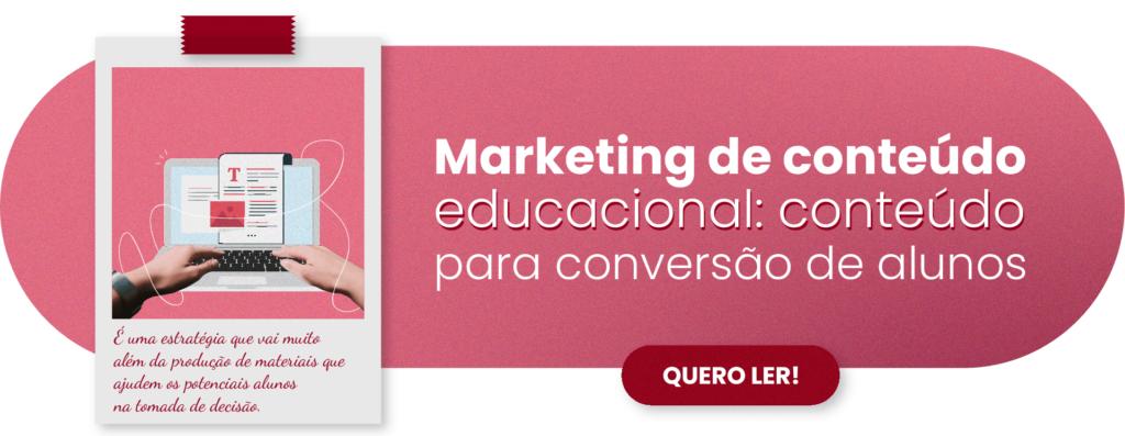 Marketing de Conteúdo Educacional - Rubeus
