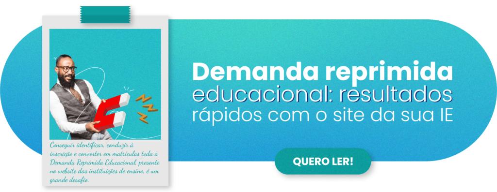 Demanda Reprimida Educacional - Rubeus