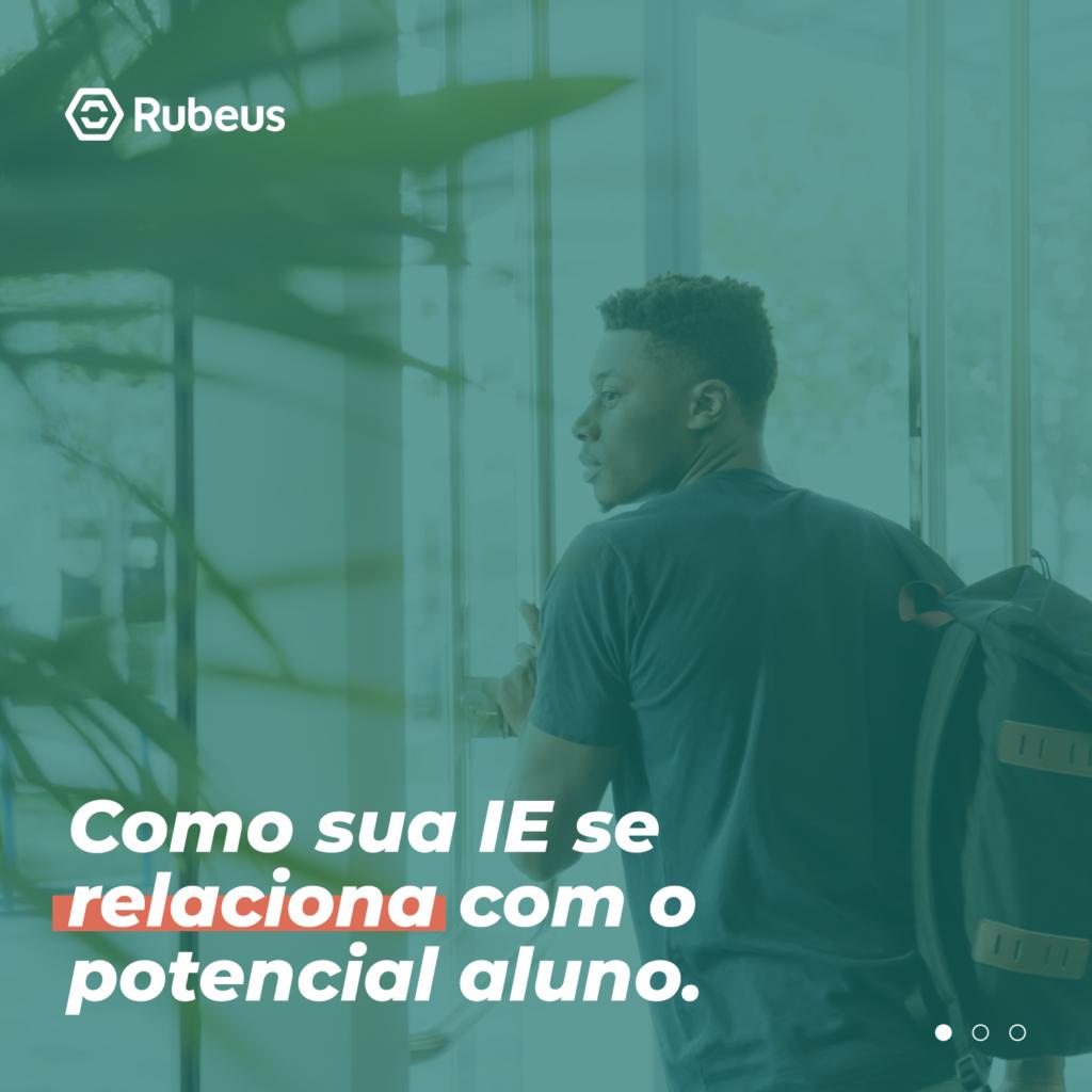 Como sua IE se relaciona com o potencial aluno - Rubeus