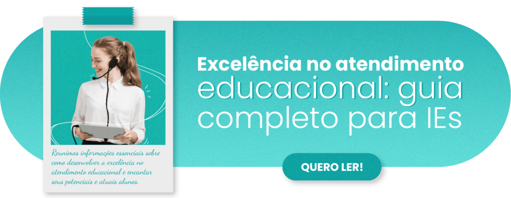 Excelência no atendimento educacional - Rubeus