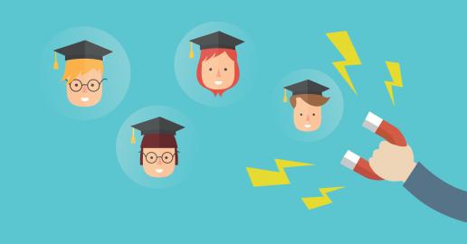 8 Práticas poderosas para captar alunos de forma sustentável - CRM Rubeus