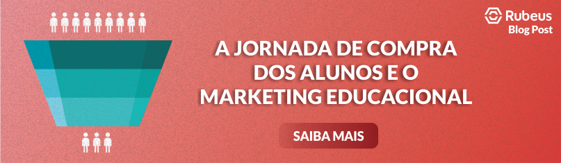 A jornada de compra dos alunos e o marketing educacional - Rubeus