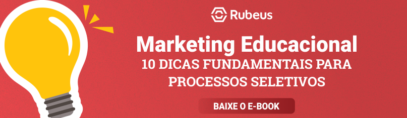 E-book Marketing Educacional - Rubeus