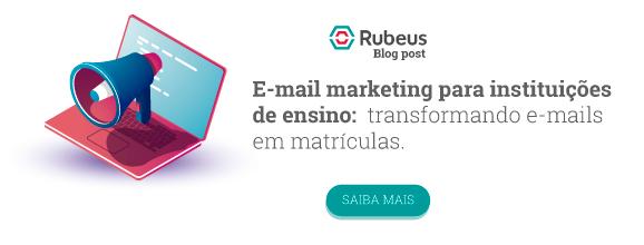 E-mail-marketing para instituições de ensino - Rubeus
