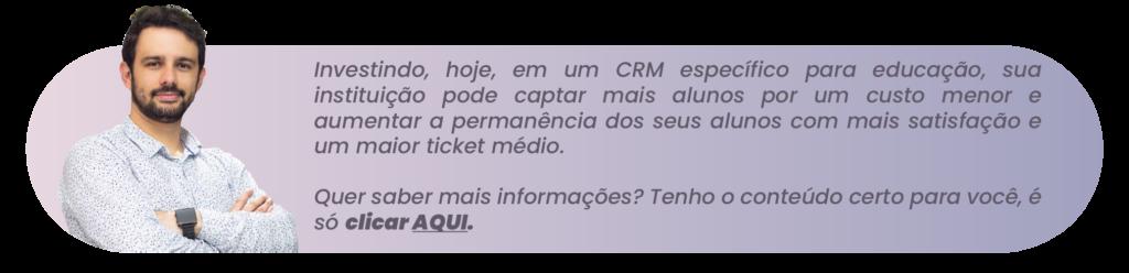 Campanha de captação de alunos - Bráulio Vieira