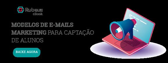 E-book E-mails Marketing para instituições de ensino - Rubeus