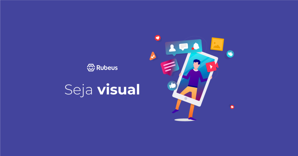Seja visual - Rubeus