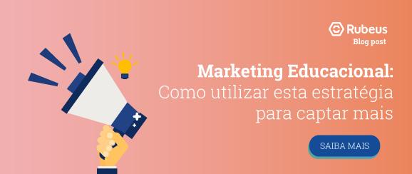 CTA: Marketing Educacional- Rubeus