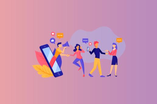 Captação de alunos nas redes sociais - Rubeus