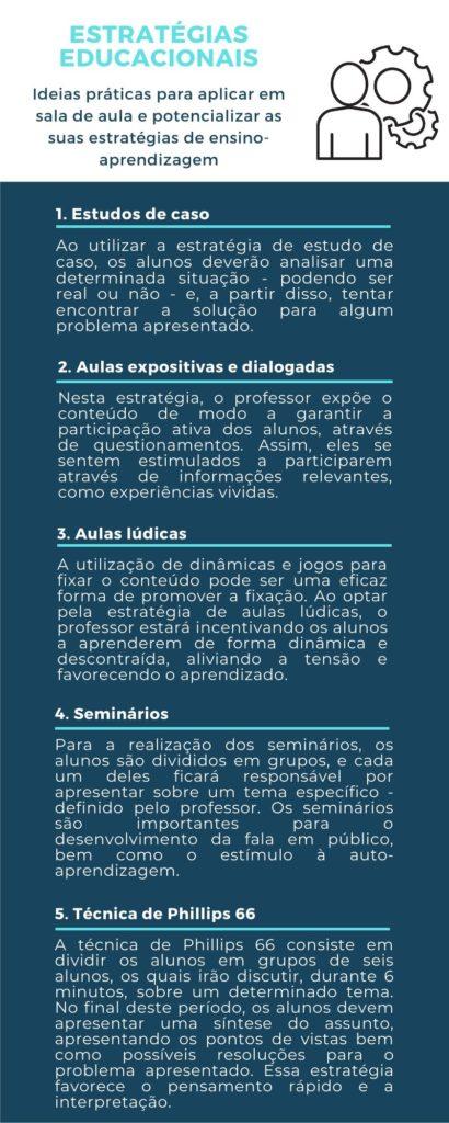 Estratégias educacionais - Rubeus
