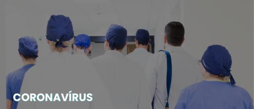 Coronavírus na educação - Boletim informativo Rubeus