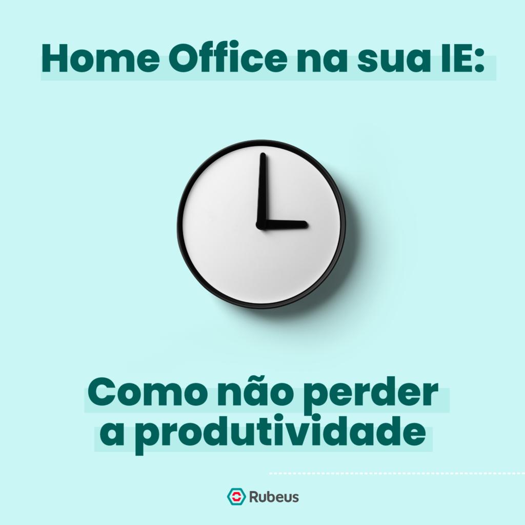 Home Office de qualidade - @canalrubeus