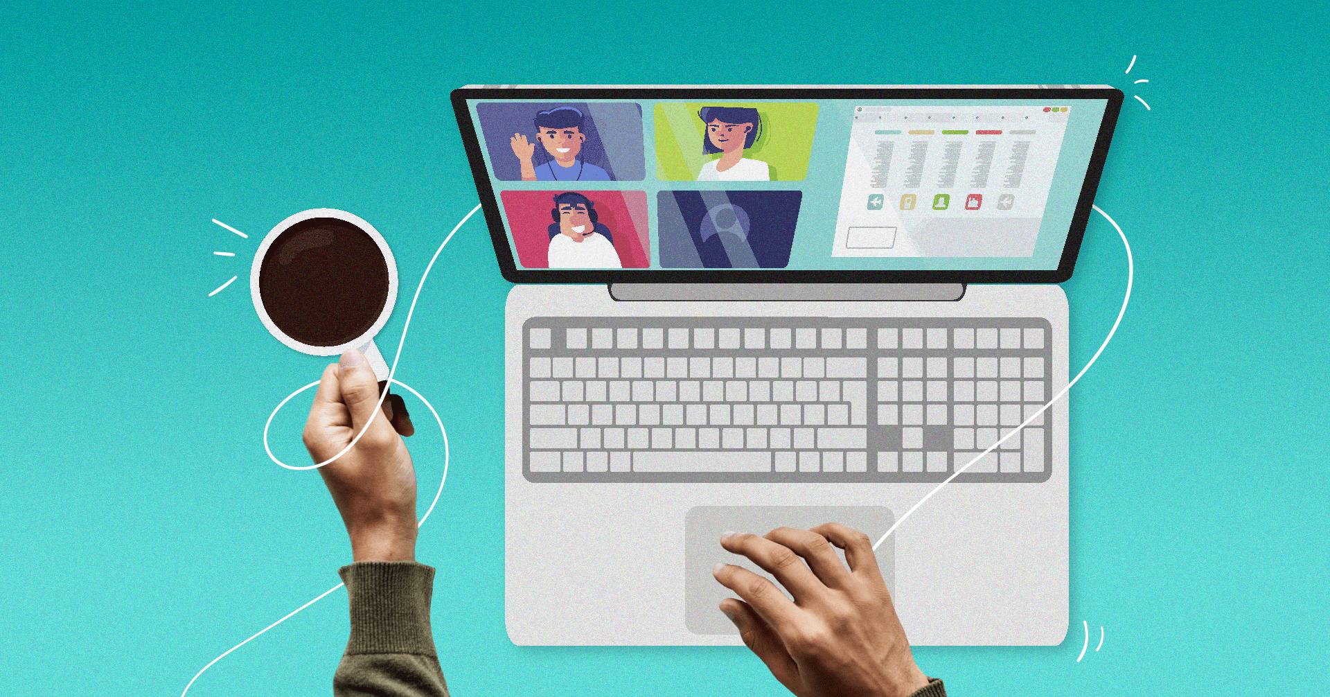 Home office na educação: dicas práticas para não perder a produtividade - Rubeus