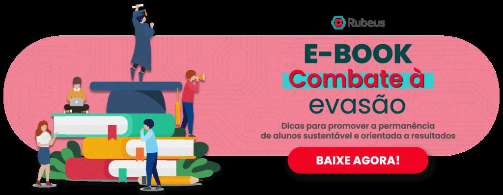 E-book combate à evasão de alunos - Rubeus