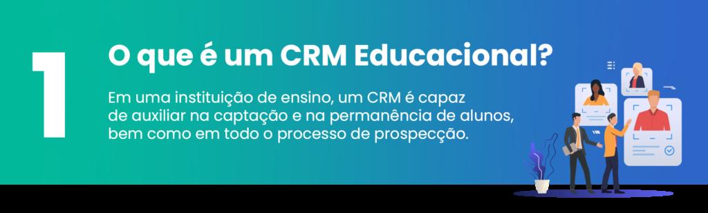 O que é CRM educacional? - Rubeus