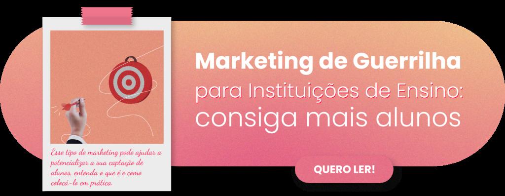 Marketing de Guerrilha CTA - Rubeus