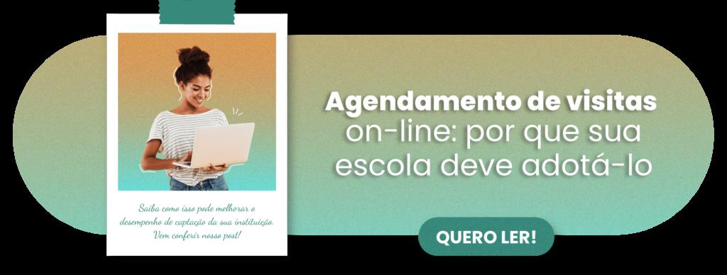 Agendamento de visitas on-line - Rubeus