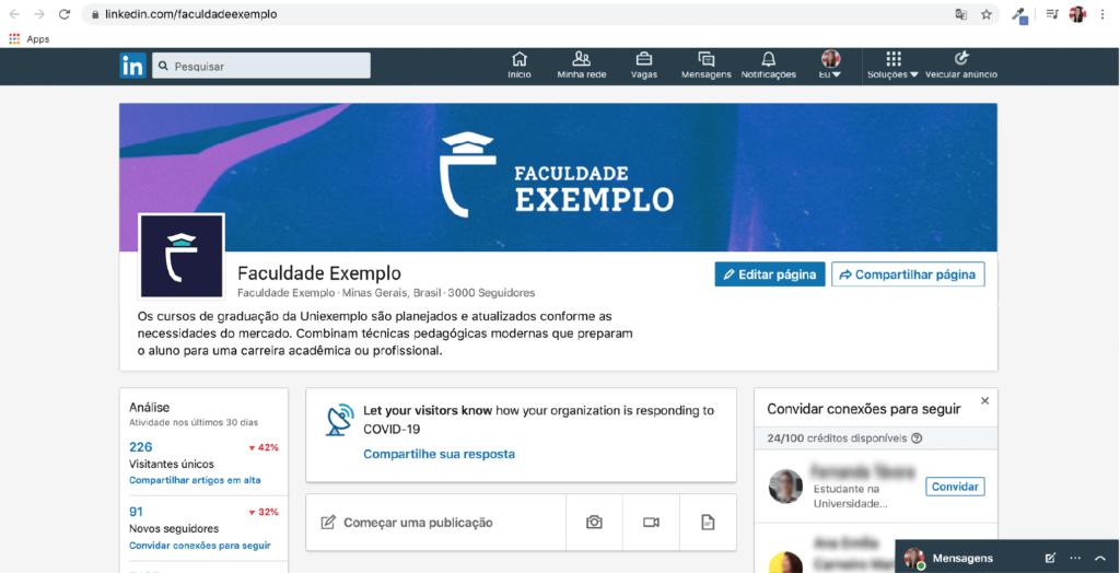Como usar o LinkedIn na educação - Rubeus