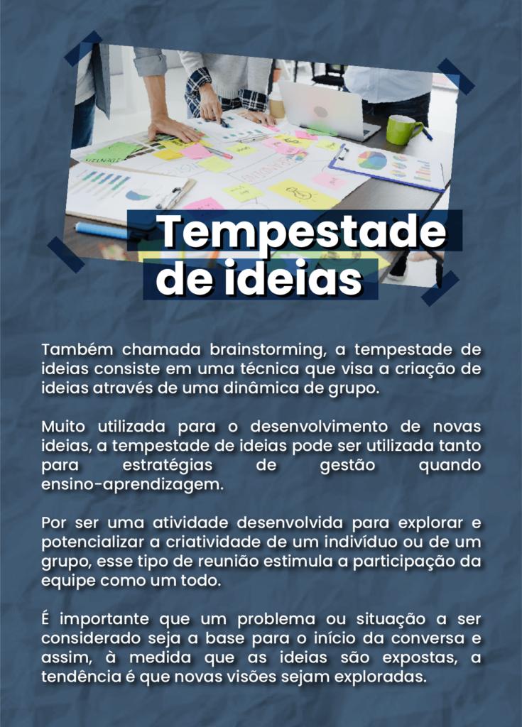 Tempestade de ideias - Rubeus