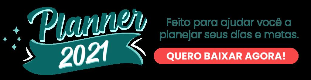Planner 2021 - Rubeus