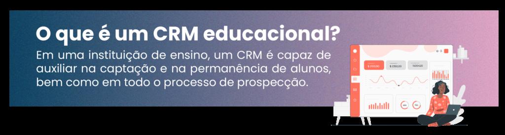 O que é CRM educacional, o que é isso? - Rubeus C
