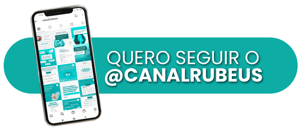 Quero seguir o @canalrubeus!