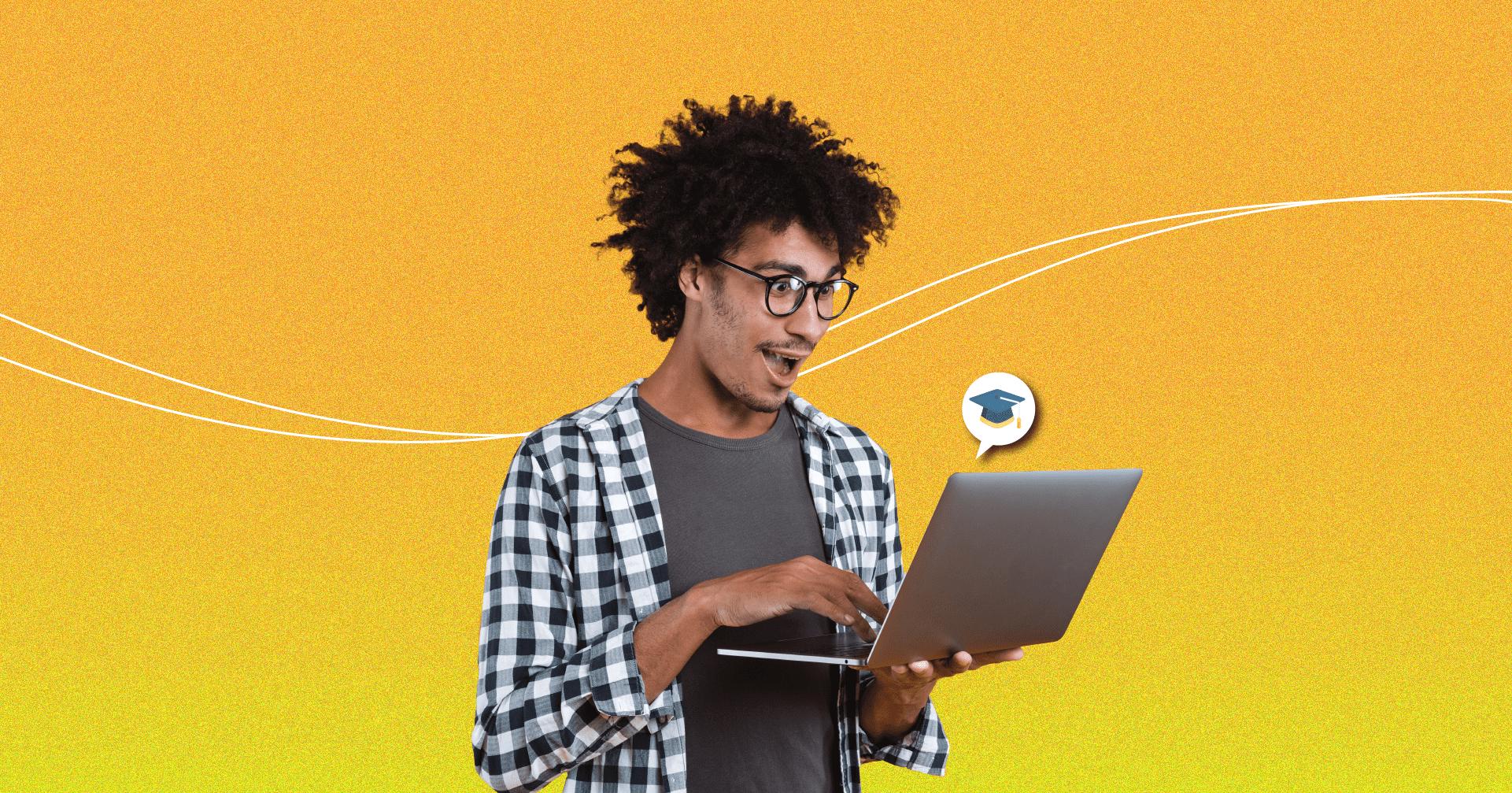 Como vender curso presencial pela internet: 8 dicas para captar mais alunos - Rubeus