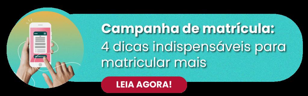 CAMPANHA DE MATRICULA - Rubeus